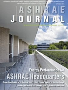 geothermal vs vrf ashrae journal