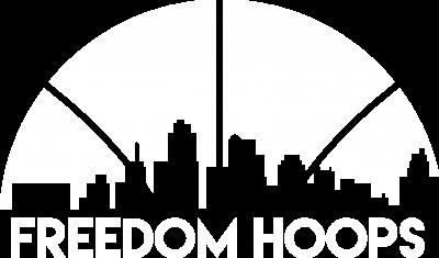 Freedom Hoops White