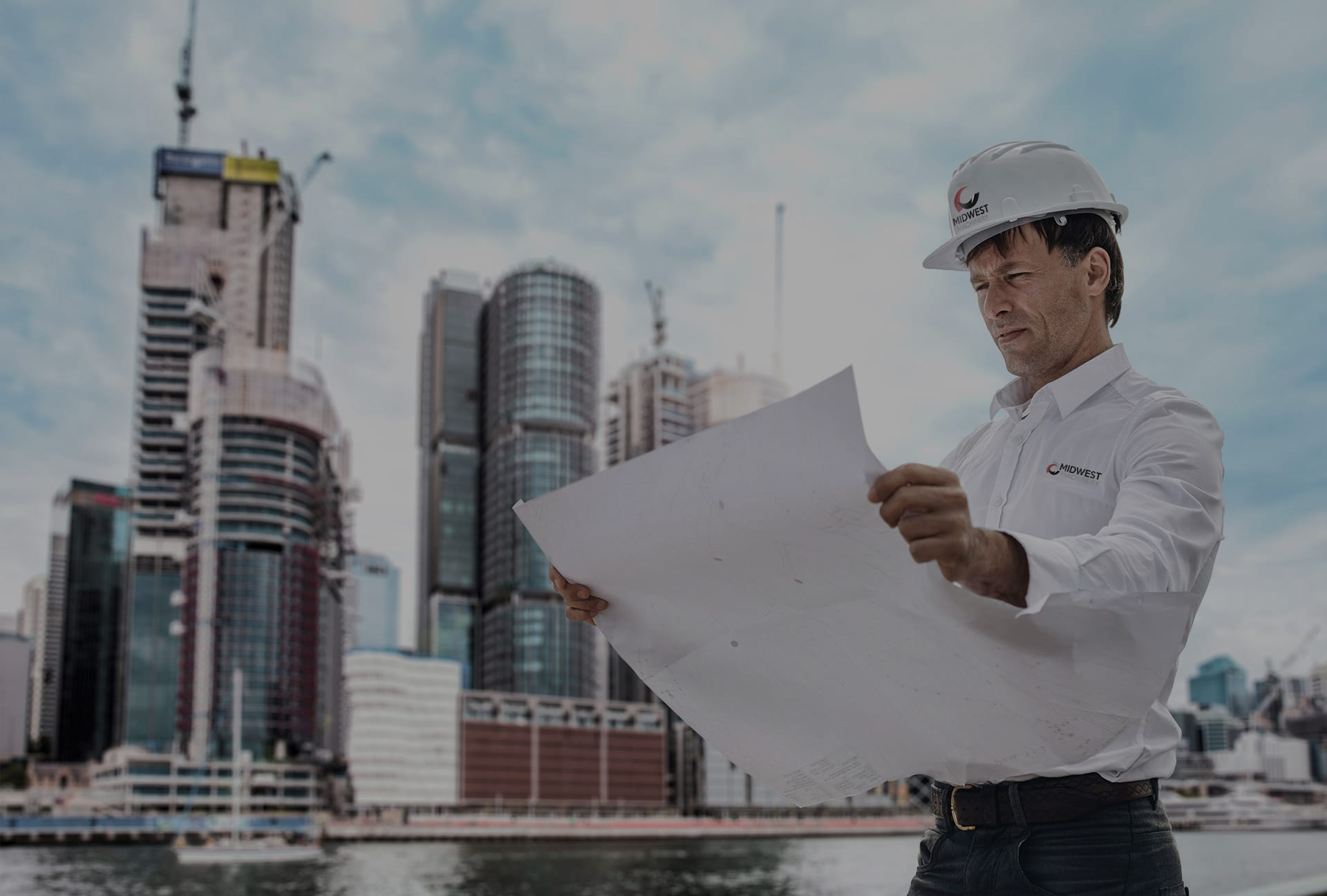engineer in city