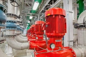 Mizzou chilled water plant armstrong pumps