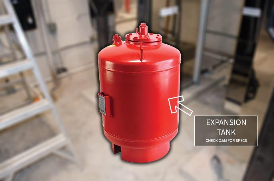 system expansion tank