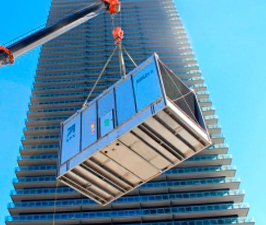 marley cooling tower hoist