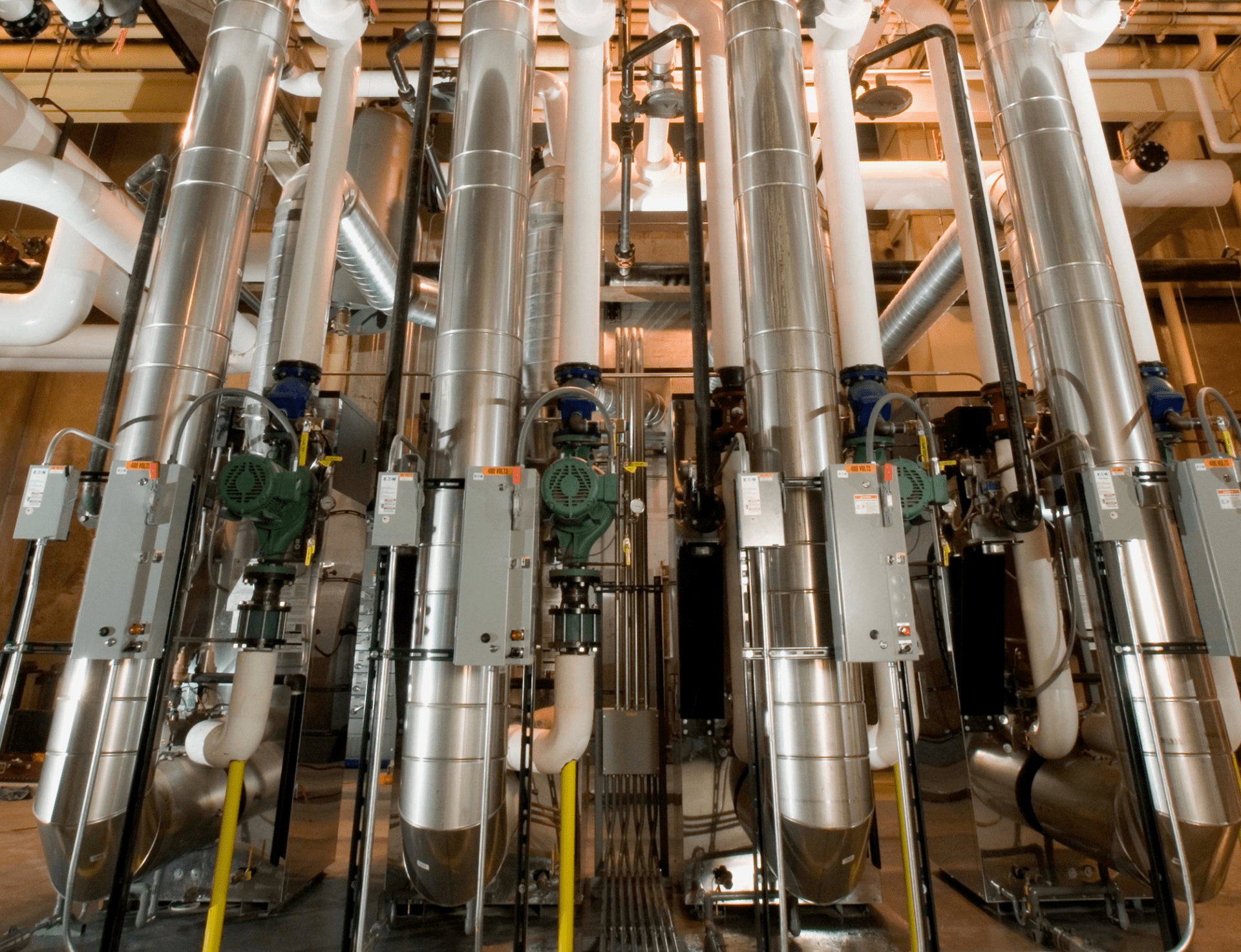 MetalFab Boiler Flue
