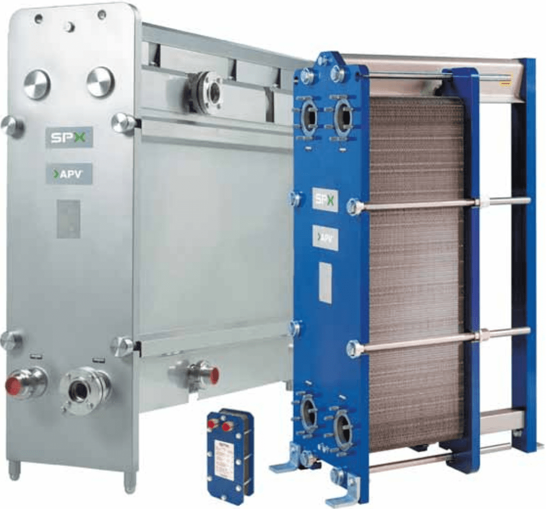 midwest-machinery-APV-heat-exchanger