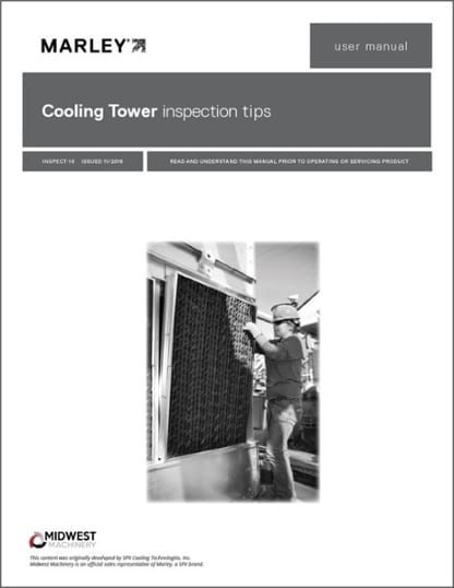 Download Our Cooling Tower Inspection Tips Midwest Machinery