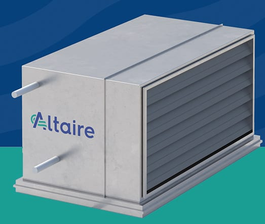 HVAC Altaire dehumidifier unit
