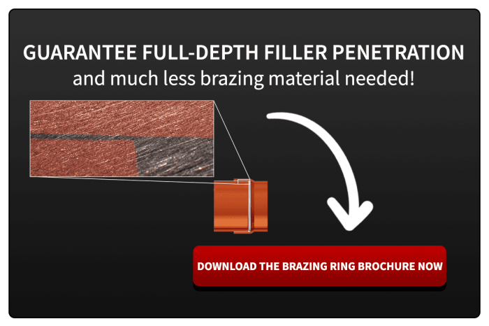 download the Reftekk Brazing Rings Brochure banner